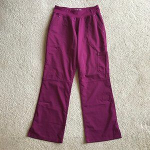 Healing Hands Purple Label Yoga Scrub Pants XSP